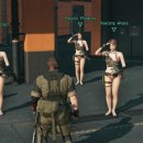 Costumi da bagno per i personaggi del multiplayer di Metal Gear Solid V: The Phantom Pain