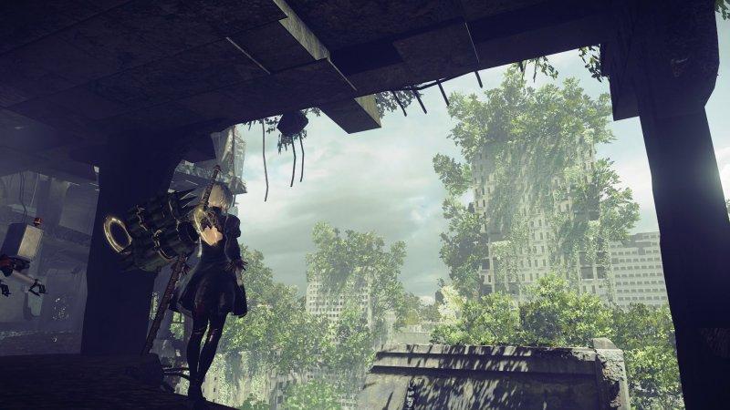 Square Enix valuta la pubblicazione di una demo per NieR: Automata