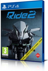 RIDE 2 per PlayStation 4