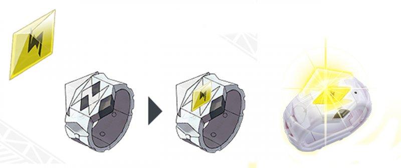 Con Pokémon Sole e Luna arriva anche l'accessorio Z-Ring