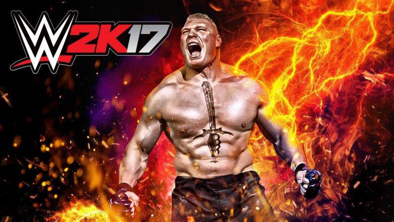 WWE 2K17 non avrà una modalità showcase