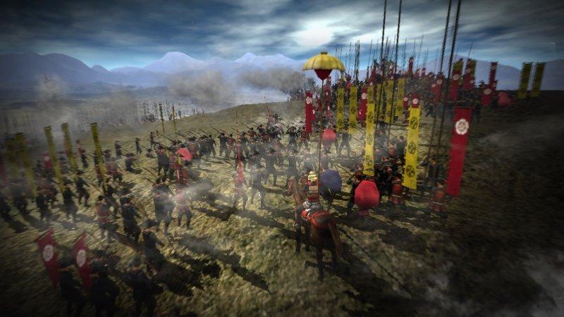 L'ascesa dello shogun