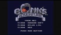 Bonk's Adventure - Il trailer della versione Wii U