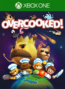 Overcooked! per Xbox One