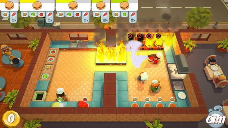 PlayStation Plus, maggio 2019 con Overcooked! e What Remains of Edith Finch