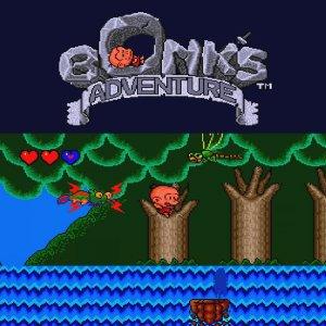 Bonk's Adventure per Nintendo Wii U