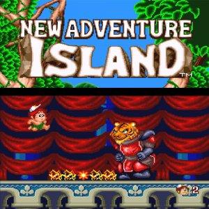 New Adventure Island per Nintendo Wii U