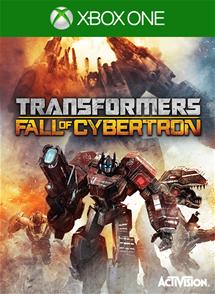 Transformers: La Caduta di Cybertron per Xbox One