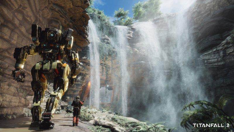 Scelte nei dialoghi, elementi platform e Titan con personalità nella Campagna di Titanfall 2