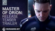 Master of Orion - Il teaser del trailer di lancio