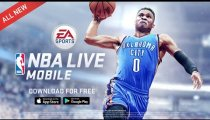 NBA LIVE Mobile - Trailer di lancio
