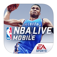 NBA LIVE Mobile per iPad