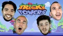 Tricky Towers: la sfida redazionale