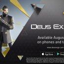 Deus Ex GO uscirà il 18 agosto su App Store e Google Play