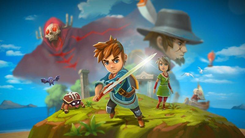 Gli sviluppatori di Oceanhorn: Monster of Uncharted Seas confermano l'uscita del gioco su Nintendo Switch