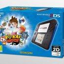 Due nuovi bundle per Nintendo 2DS in arrivo a ottobre, con Yo-Kai Watch e New Style Boutique 2