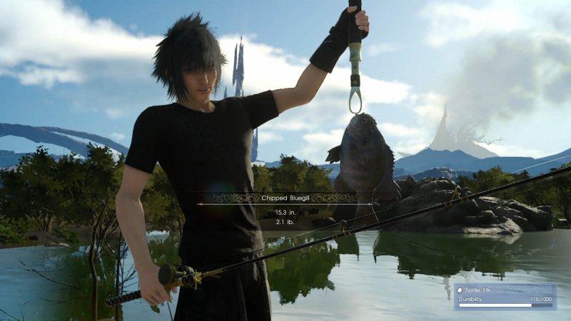 Il viaggio di Tabata e Final Fantasy