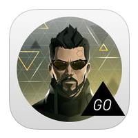 Deus Ex GO per iPad