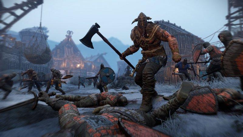 La versione PC di For Honor è stata affidata agli sviluppatori di Blue Byte