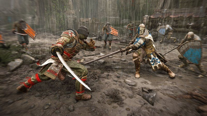 Ubisoft ha deciso di eliminare la modalità split-screen di For Honor