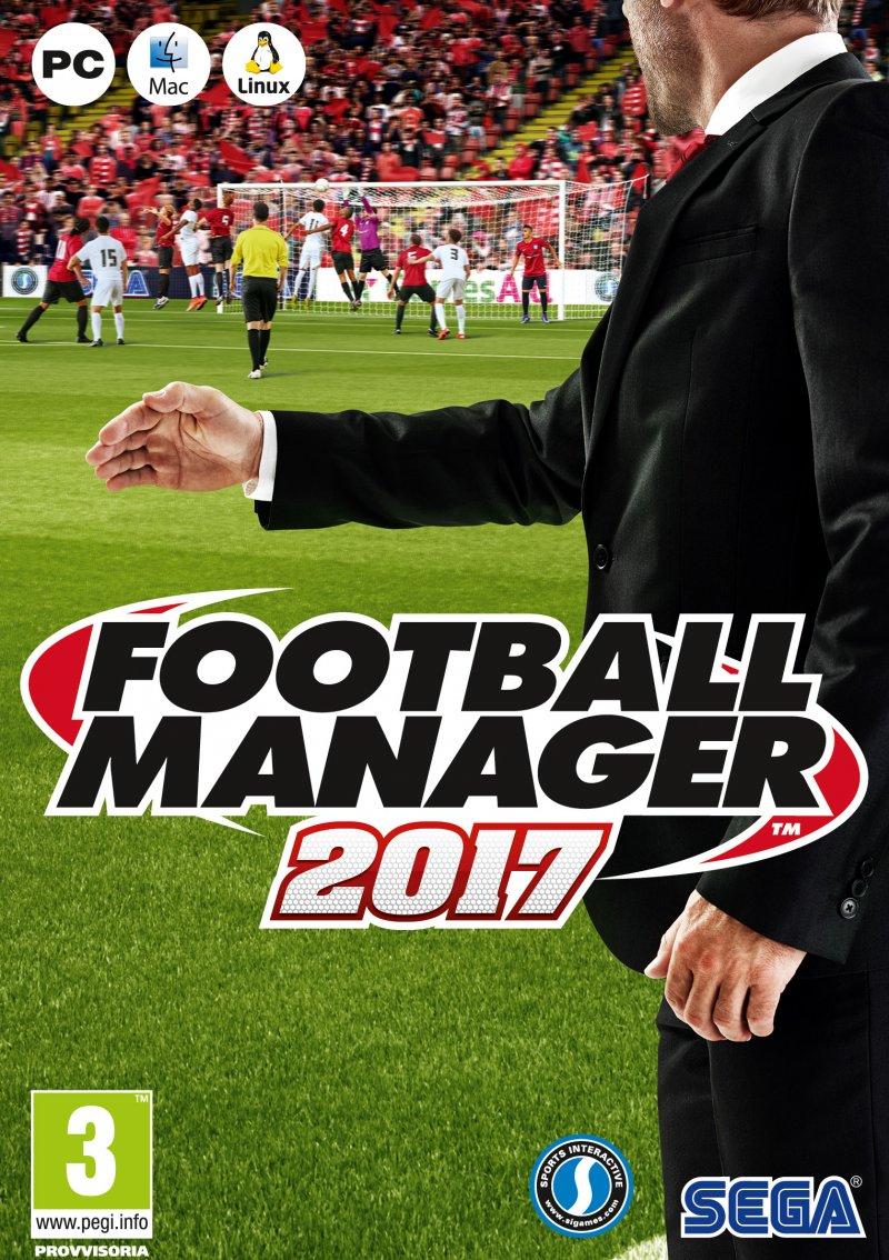 Appuntamento a stasera per una speciale presentazione di Football Manager 2017