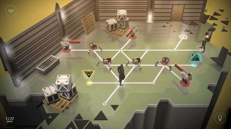 Deus Ex GO è ora disponibile su App Store e Google Play