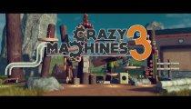 Crazy Machines 3 - Il trailer con la data di lancio