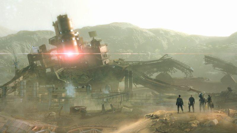 Konami ha condiviso nuove informazioni per Metal Gear Survive