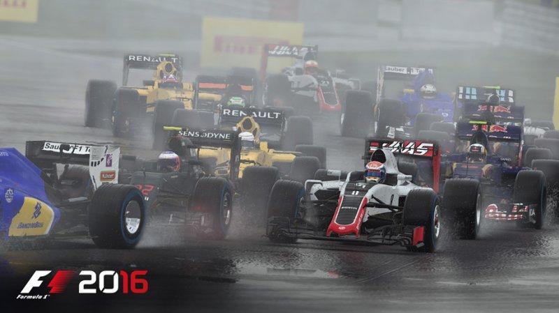 F1 2016: Codemasters sta pensando a un aggiornamento per supportare PlayStation 4 Pro