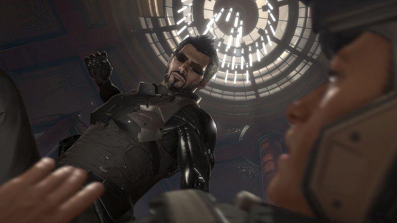 Primi voti internazionali per Deus Ex: Mankind Divided