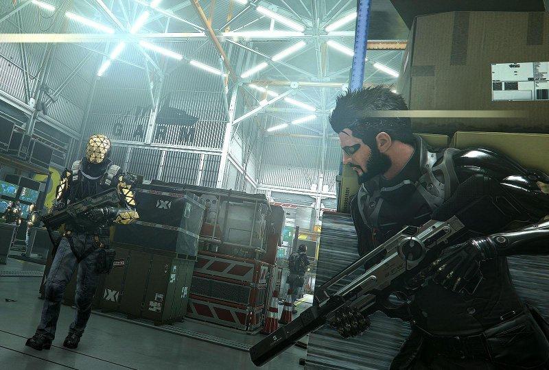 Disponibile la prima patch per la versione PC di Deus Ex: Mankind Divided