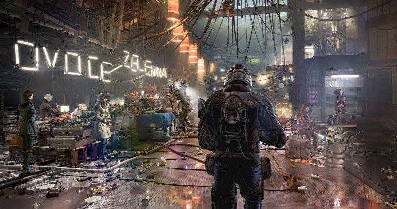 Eidos Montreal non ha mai progettato di portare Deus Ex Mankind Divided su Nintendo NX