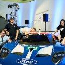 Cinque giocatori hanno guidato una Ford GT per 48 ore in Forza Motorsport 6, entrando nel Guinness dei Primati