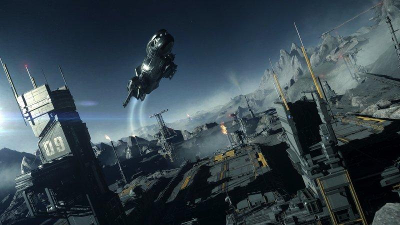 Un designer di No Man's Sky lascia Hello Games e passa allo sviluppo di Star Citizen