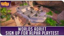 Worlds Adrift - Il video della versione alpha