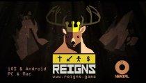 Reigns - Il trailer di lancio