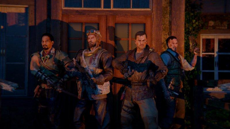 Il DLC Salvation di Black Ops III è disponibile su PlayStation 4
