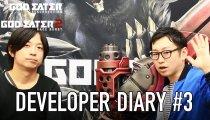 God Eater 2: Rage Burst - Terzo videodiario