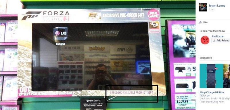 Una demo di Forza Horizon 3 è in arrivo il 12 settembre?
