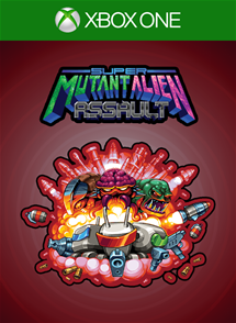 Super Mutant Alien Assault per Xbox One