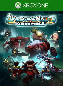 Awesomenauts Assemble! per Xbox One