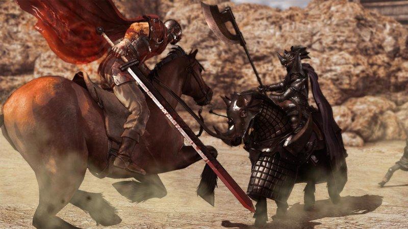 Koei Tecmo non ha nessun piano per portare Berserk and the Band of the Hawk su Xbox One