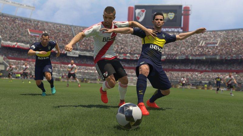 Konami ha reso noti i dettagli per i primi due aggiornamenti di Pro Evolution Soccer 2017
