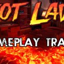 Hot Lava - Trailer del gameplay