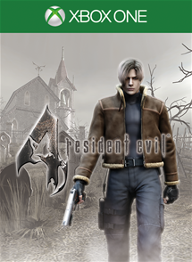 Resident Evil 4 HD Remaster per Xbox One