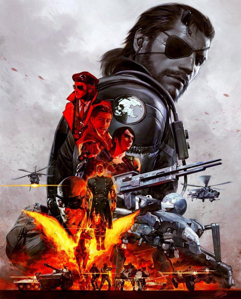 [aggiornata] Metal Gear Solid V: The Definitive Experience uscirà il 13 ottobre su PlayStation 4 e Xbox One