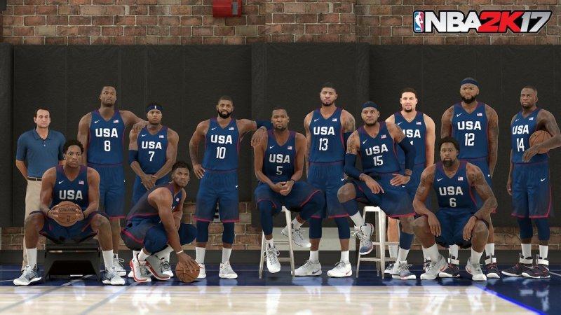 La demo di NBA 2K17 permette di provare la modalità Carriera