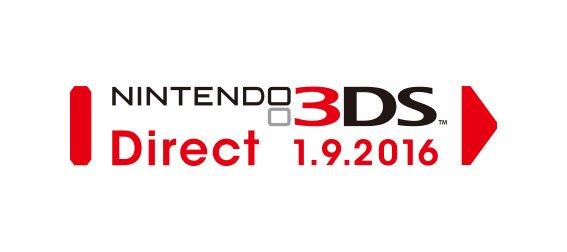 Nintendo terrà un Direct incentrato sul 3DS giovedì 1 settembre