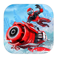 Riptide GP: Renegade per Apple TV