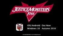 Justice Monsters Five - Trailer di lancio